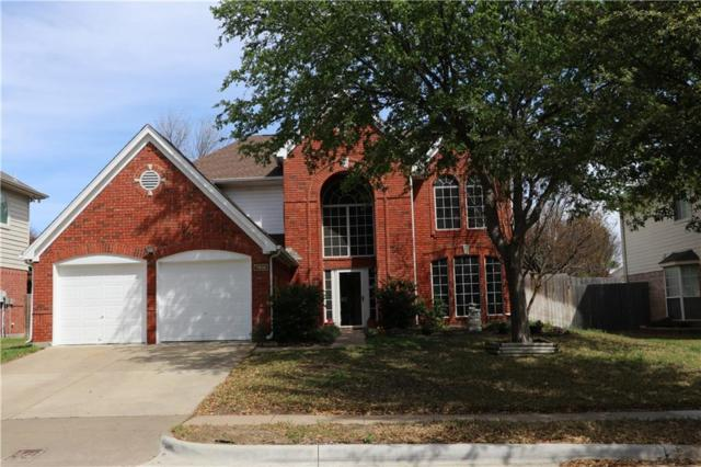 7808 Rogue River Trail, Fort Worth, TX 76137 (MLS #14055894) :: The Tierny Jordan Network