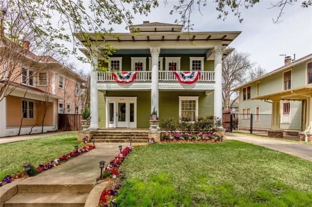 4929 Worth Street, Dallas, TX 75214 (MLS #14055916) :: Robbins Real Estate Group