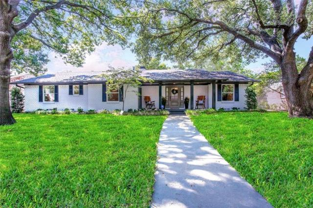 7824 Rolling Acres Drive, Dallas, TX 75248 (MLS #14055949) :: RE/MAX Town & Country