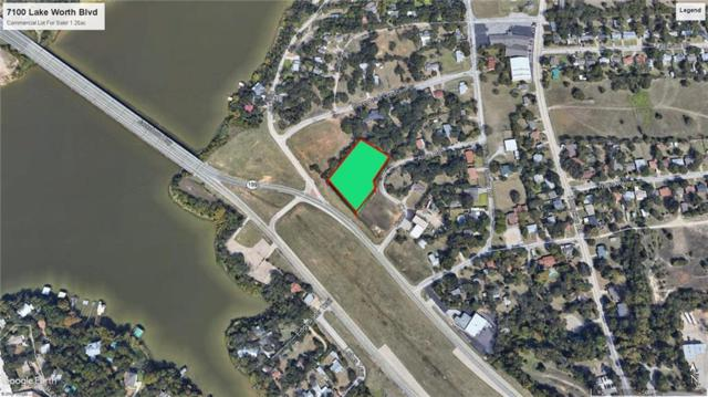 7100 Lake Worth Boulevard, Lake Worth, TX 76135 (MLS #14055951) :: Justin Bassett Realty