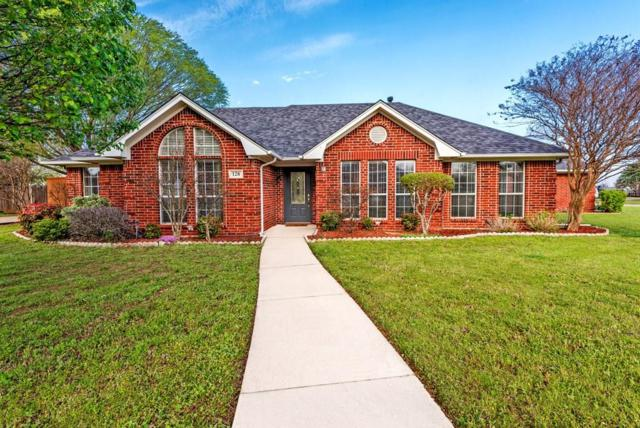 128 Ginger Drive, Pottsboro, TX 75076 (MLS #14056002) :: RE/MAX Town & Country