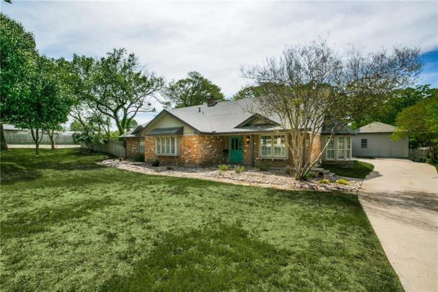 3900 Deepwood Street, Colleyville, TX 76034 (MLS #14056038) :: The Tierny Jordan Network