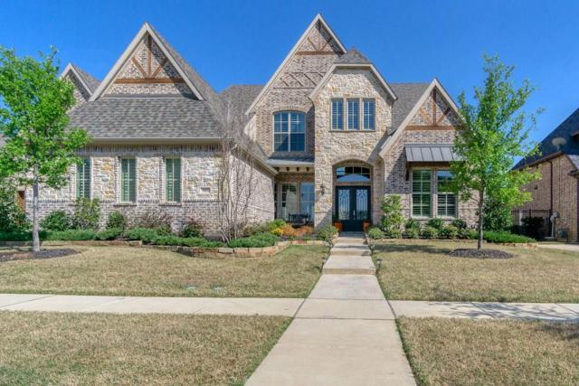 905 Giverny Lane, Southlake, TX 76092 (MLS #14056081) :: The Heyl Group at Keller Williams