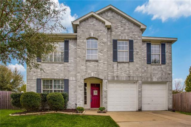 9009 Hampton Court, Mckinney, TX 75071 (MLS #14056181) :: RE/MAX Town & Country