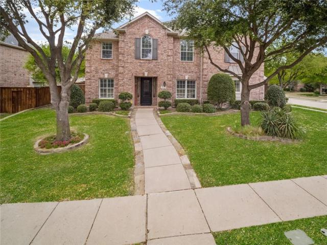 3690 Barkwood Lane, Frisco, TX 75033 (MLS #14056183) :: RE/MAX Town & Country