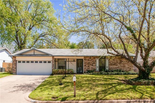 2611 Mintwood Place, Arlington, TX 76016 (MLS #14056240) :: The Daniel Team