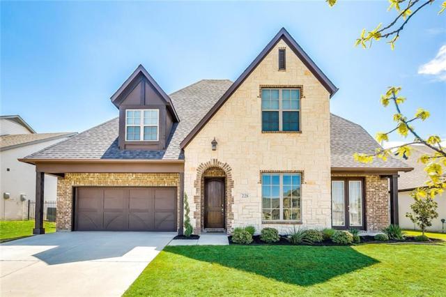 228 Parkview Drive, Aledo, TX 76008 (MLS #14056267) :: Potts Realty Group