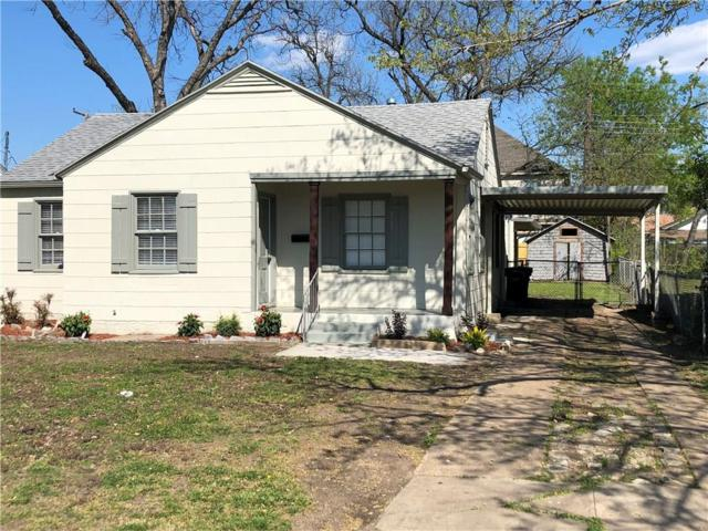 3117 Wayside Avenue, Fort Worth, TX 76110 (MLS #14056291) :: The Mitchell Group