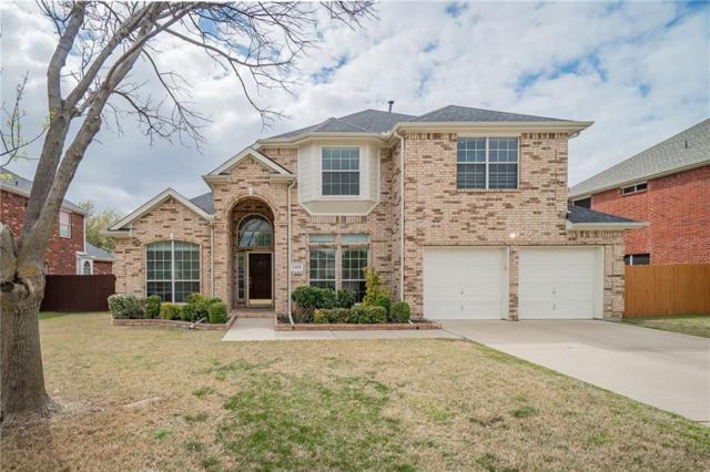 1109 Sprague Drive, Plano, TX 75094 (MLS #14056334) :: The Daniel Team