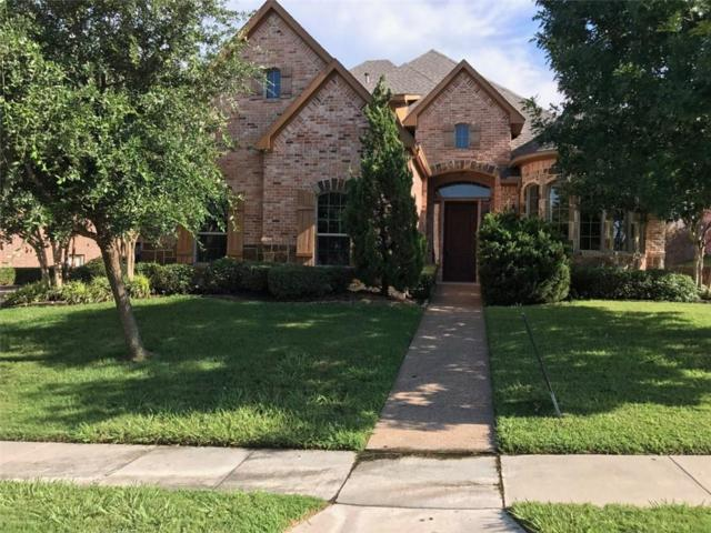 1817 Watermark Lane, Wylie, TX 75098 (MLS #14056345) :: RE/MAX Town & Country