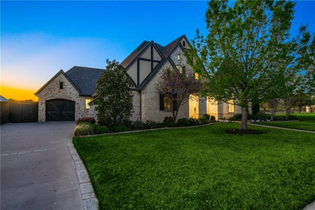 1136 King Mark Drive, Lewisville, TX 75056 (MLS #14056359) :: The Heyl Group at Keller Williams