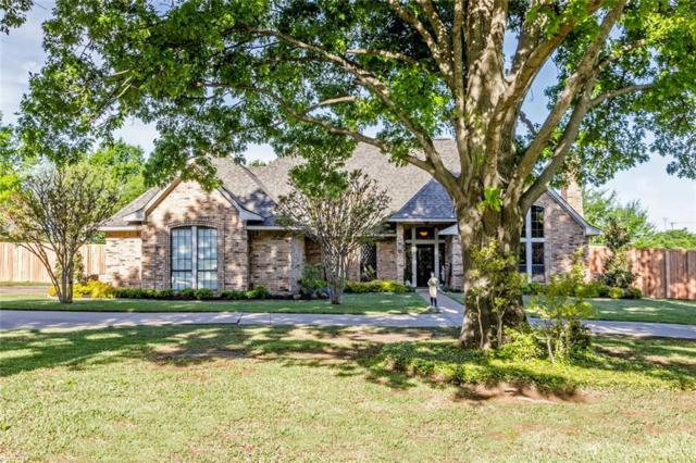 6500 Emerald Drive, Colleyville, TX 76034 (MLS #14056371) :: Frankie Arthur Real Estate