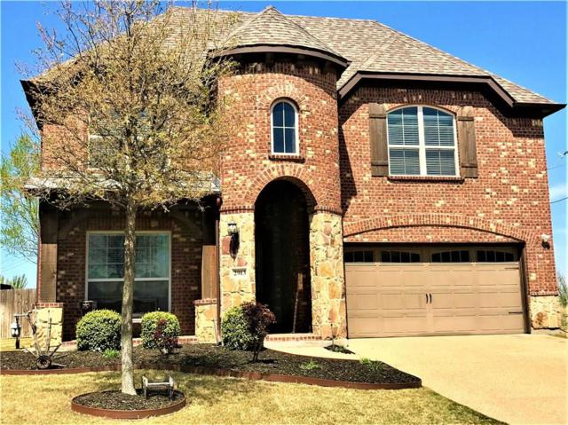 2913 Sawtimber Trail, Fort Worth, TX 76244 (MLS #14056435) :: Real Estate By Design