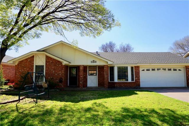 5282 Meadowick Lane, Abilene, TX 79606 (MLS #14056518) :: The Daniel Team