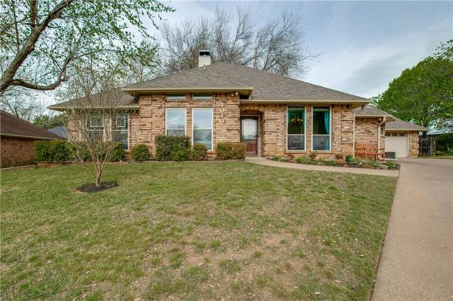1040 Steeplewood Drive, Grapevine, TX 76051 (MLS #14056531) :: RE/MAX Town & Country