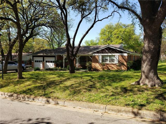 5637 Blueridge Drive, Fort Worth, TX 76112 (MLS #14056606) :: RE/MAX Town & Country