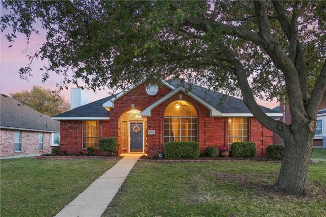10809 Trestles Road, Frisco, TX 75035 (MLS #14056655) :: RE/MAX Landmark