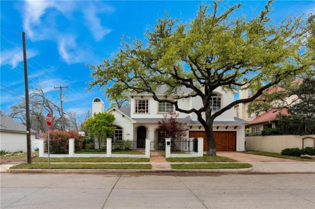 3901 Clarke Avenue, Fort Worth, TX 76107 (MLS #14056666) :: RE/MAX Landmark