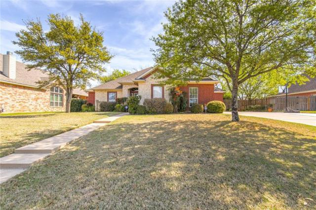 707 Meadow View Drive, Cleburne, TX 76033 (MLS #14056742) :: The Heyl Group at Keller Williams