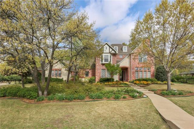 2805 Blue Wood Trail, Flower Mound, TX 75022 (MLS #14056770) :: Real Estate By Design