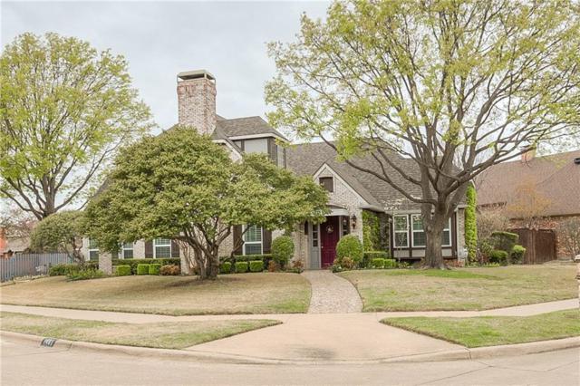 1401 Chesapeake Drive, Plano, TX 75093 (MLS #14056903) :: Real Estate By Design
