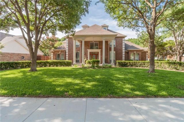 709 E Bethel School, Coppell, TX 75019 (MLS #14056950) :: The Hornburg Real Estate Group