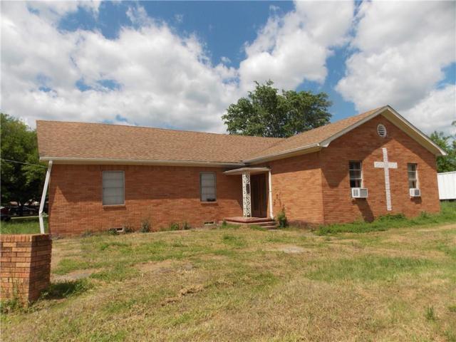 300 N Overlook Drive, Kerens, TX 75144 (MLS #14056986) :: Hargrove Realty Group