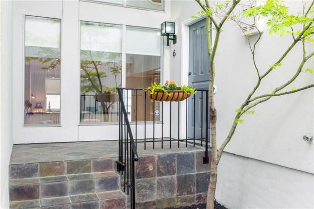 3525 Routh Street #6, Dallas, TX 75219 (MLS #14057032) :: Van Poole Properties Group