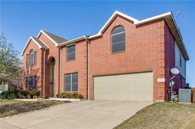 2017 Prairie Heights Drive, Fort Worth, TX 76108 (MLS #14057060) :: RE/MAX Town & Country