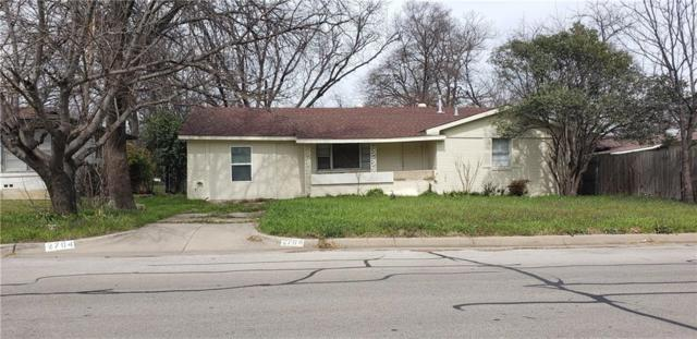 2704 Bilglade Road, Fort Worth, TX 76133 (MLS #14057115) :: RE/MAX Town & Country