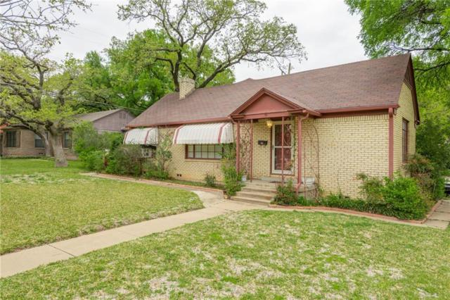 2000 W Lotus Avenue, Fort Worth, TX 76111 (MLS #14057128) :: RE/MAX Town & Country