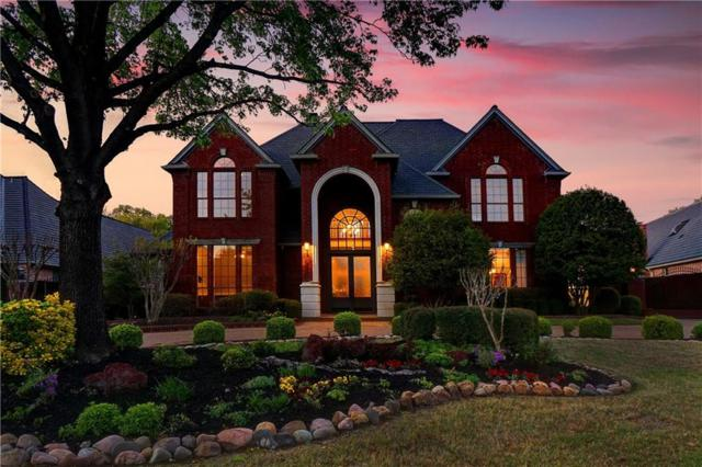 1308 Chatsworth Court E, Colleyville, TX 76034 (MLS #14057157) :: The Tierny Jordan Network
