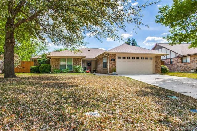 1209 Brookfield Lane, Mansfield, TX 76063 (MLS #14057172) :: RE/MAX Town & Country