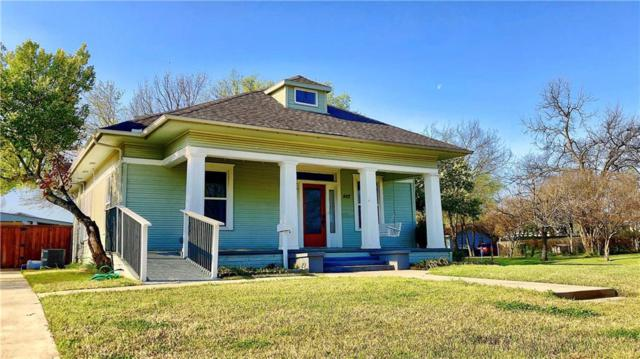 402 E College Street, Terrell, TX 75160 (MLS #14057186) :: The Sarah Padgett Team