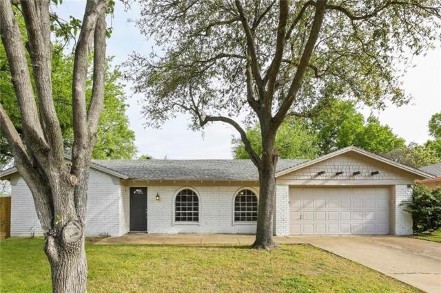 220 Shady Lake Drive, Hurst, TX 76054 (MLS #14057209) :: RE/MAX Landmark