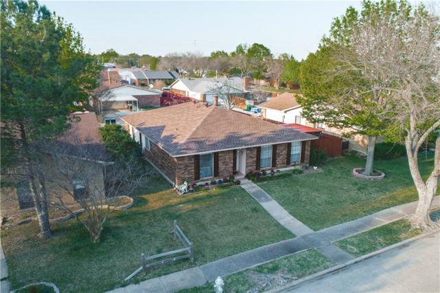 3405 Aquarius Circle, Garland, TX 75044 (MLS #14057215) :: The Heyl Group at Keller Williams