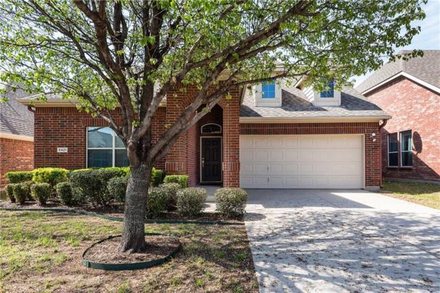 5421 Brookside Drive, Denton, TX 76226 (MLS #14057218) :: North Texas Team | RE/MAX Lifestyle Property