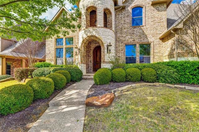 3554 Munstead Trail, Frisco, TX 75033 (MLS #14057250) :: Kimberly Davis & Associates