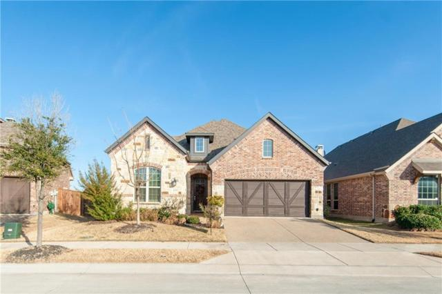129 Warwick Boulevard, The Colony, TX 75056 (MLS #14057288) :: RE/MAX Town & Country