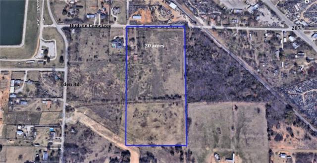 7530 Hudson Cemetery, Kennedale, TX 76060 (MLS #14057323) :: The Hornburg Real Estate Group