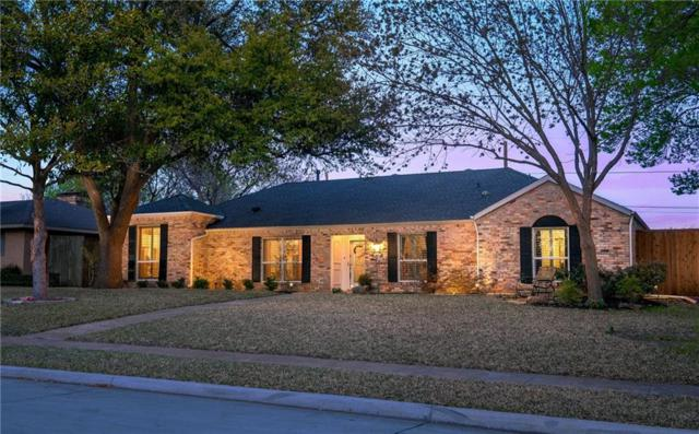 102 N Weatherred Drive, Richardson, TX 75080 (MLS #14057330) :: RE/MAX Town & Country