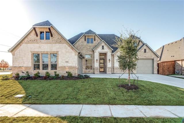 9136 Northampton Drive, North Richland Hills, TX 76182 (MLS #14057366) :: The Chad Smith Team