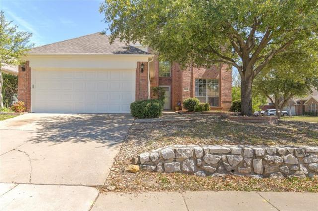 7875 Orland Park Circle, Fort Worth, TX 76137 (MLS #14057369) :: RE/MAX Town & Country