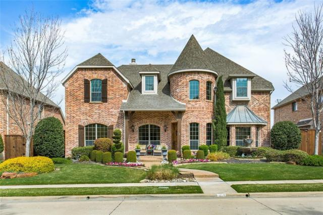 4751 Haverford Drive, Frisco, TX 75034 (MLS #14057383) :: RE/MAX Town & Country
