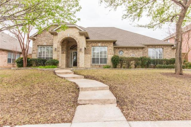 1602 Harvest Glen Drive, Allen, TX 75002 (MLS #14057412) :: RE/MAX Town & Country