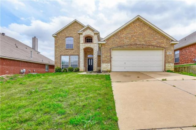 1121 Hidden Glen Court, Burleson, TX 76028 (MLS #14057484) :: The Mitchell Group