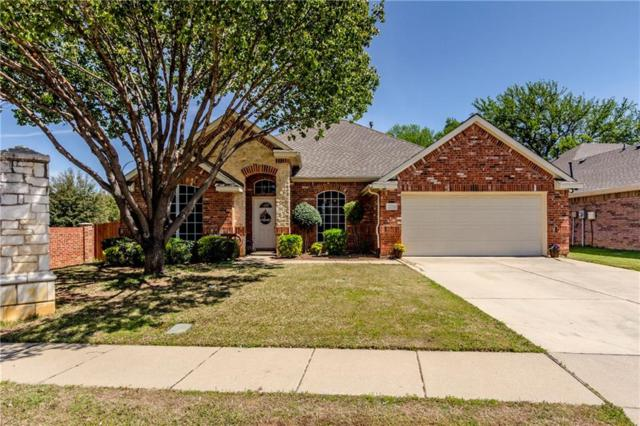 12216 Maplewood Drive, Fort Worth, TX 76244 (MLS #14057489) :: The Daniel Team