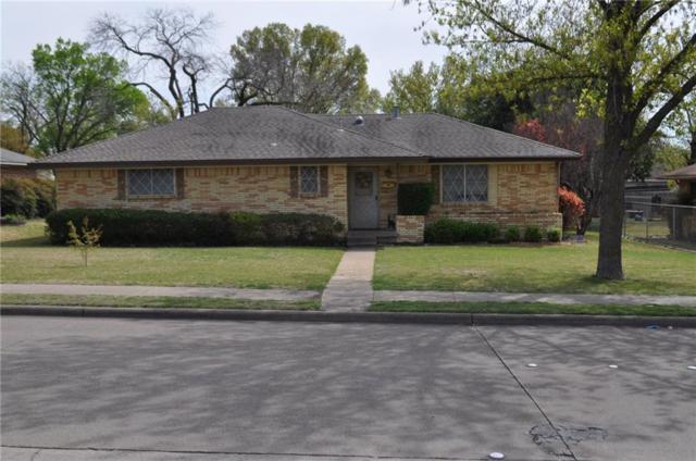 926 W Pleasant Run Road, Lancaster, TX 75146 (MLS #14057493) :: Baldree Home Team