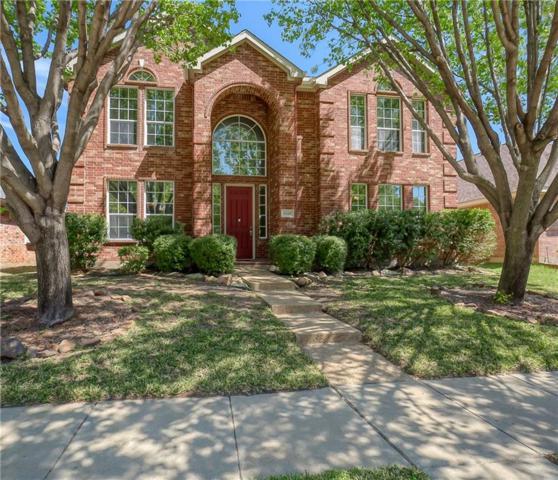 6328 High Cliff Drive, The Colony, TX 75056 (MLS #14057562) :: Kimberly Davis & Associates