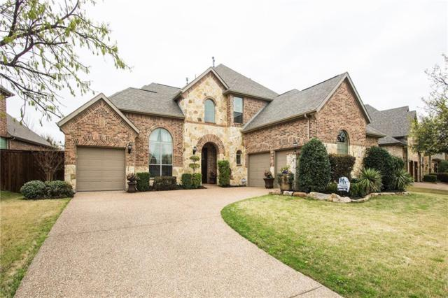 709 Wooded Trail Drive, Mckinney, TX 75071 (MLS #14057654) :: The Heyl Group at Keller Williams